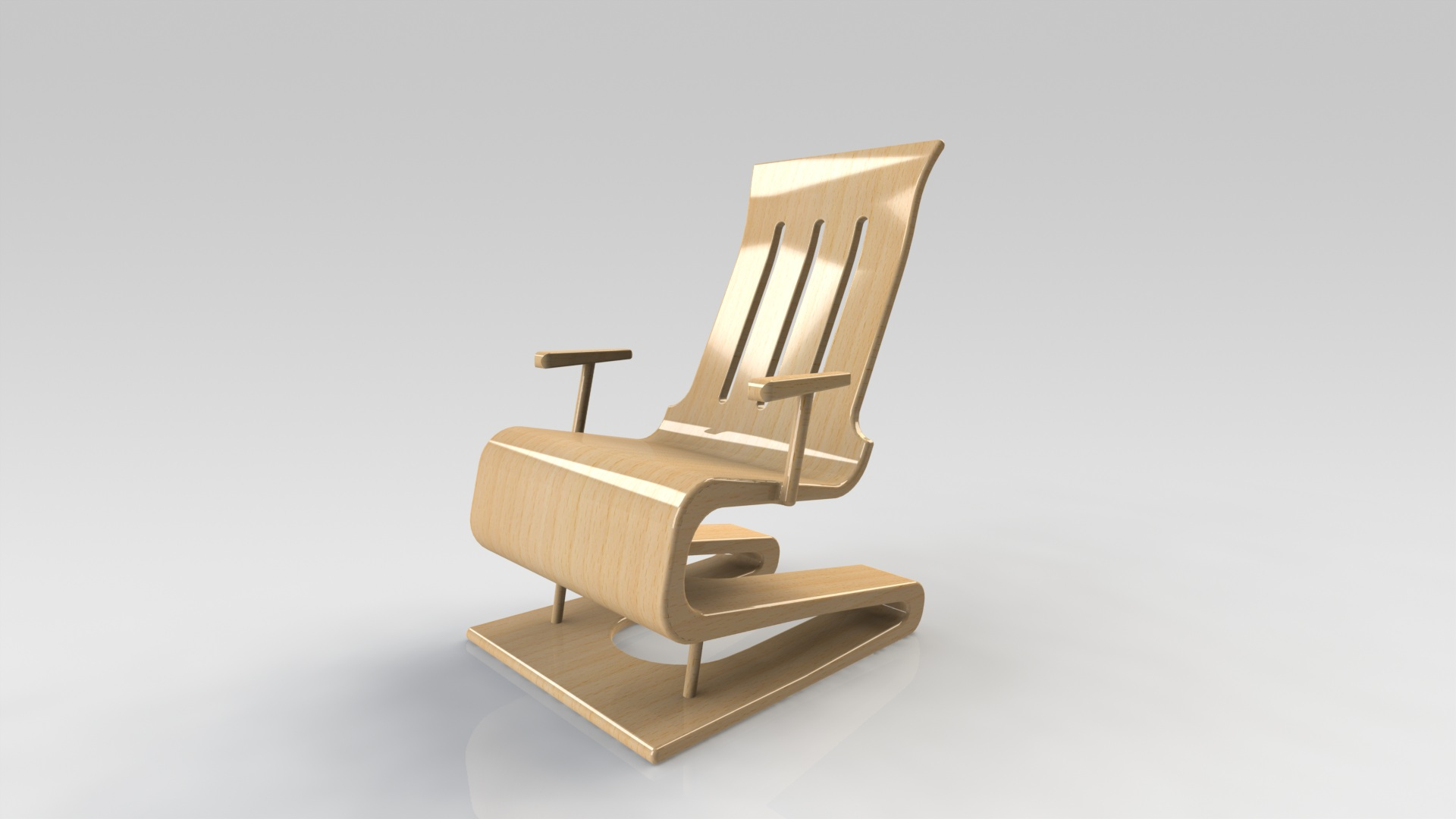 Sustainable Design of Chair